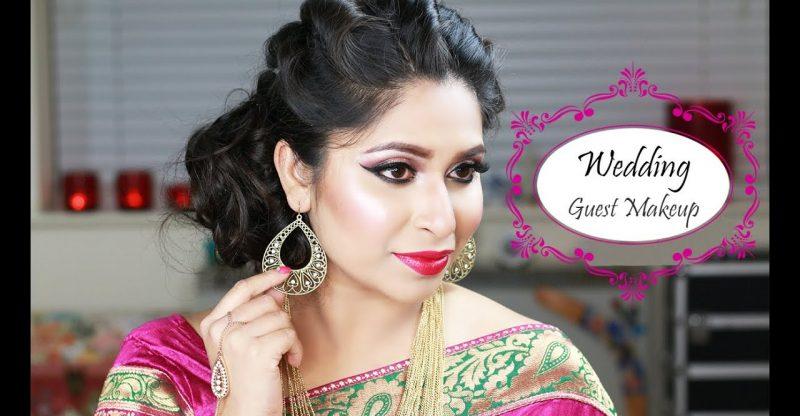 GRWM | Indian Wedding Guest Makeup